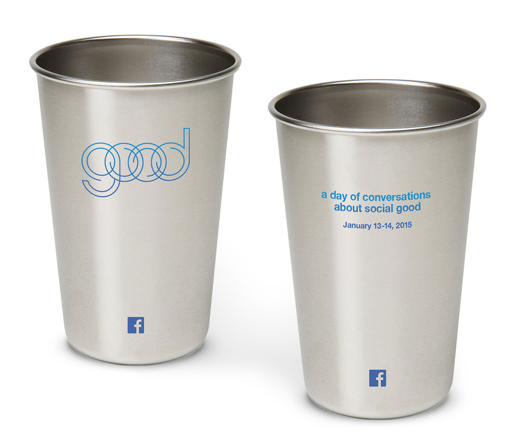 Facebook Good Reusable Cups
