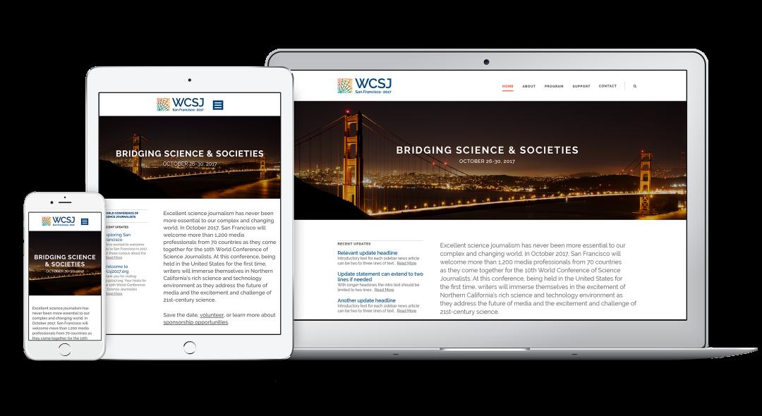 WCSJ - Bridging science & societies