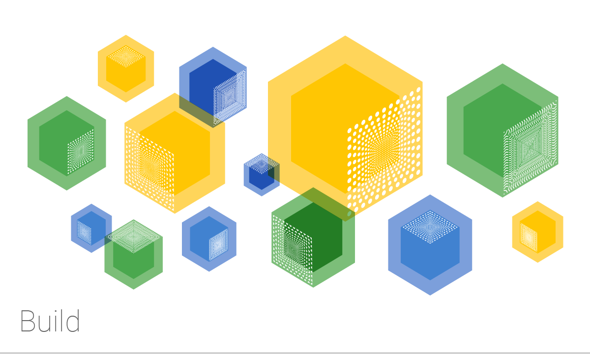 Google illustration - Build