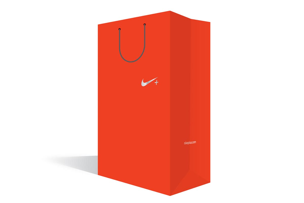 Nike Shopping Bag