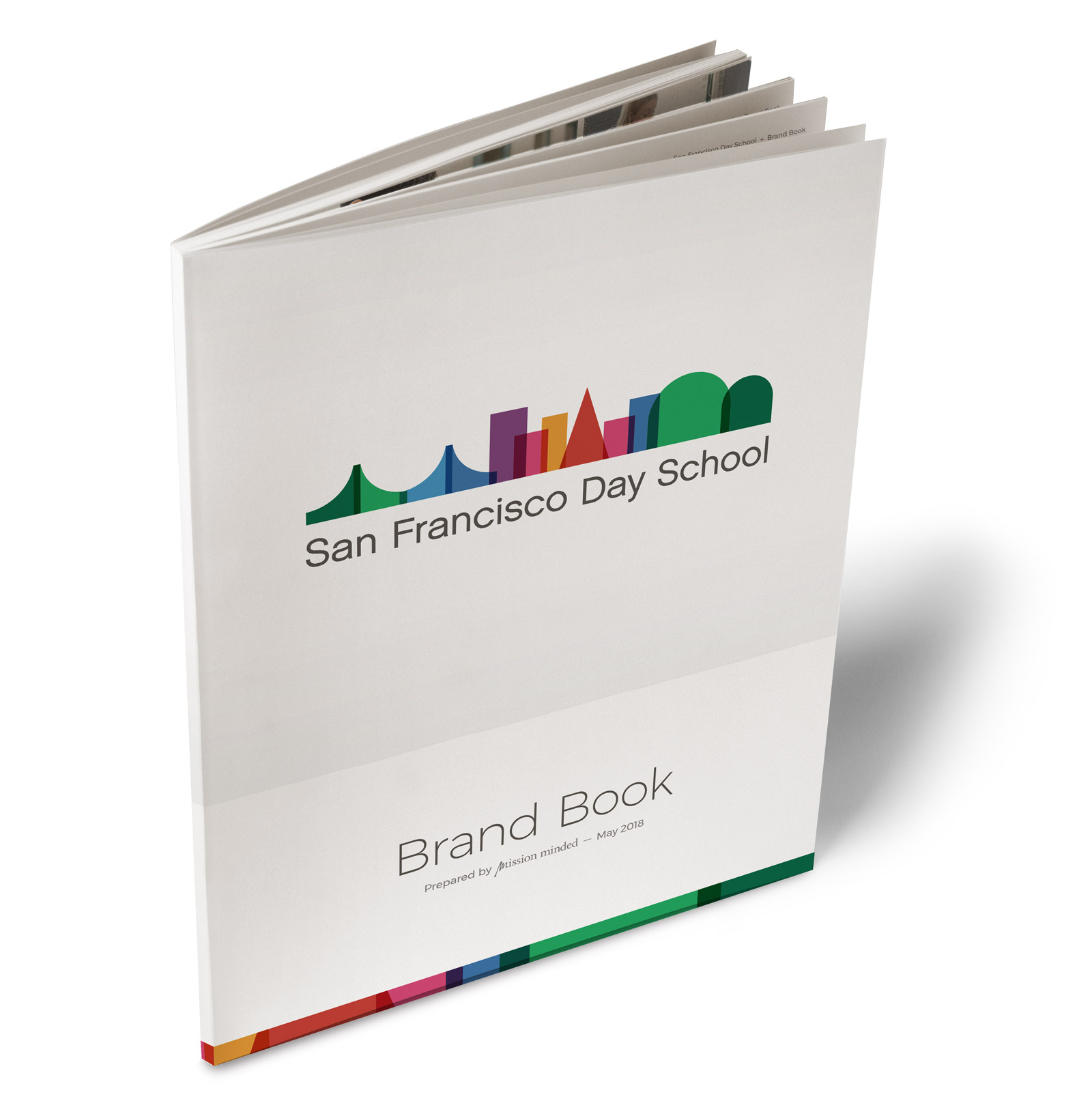San Francisco Day School Brand Book Cover