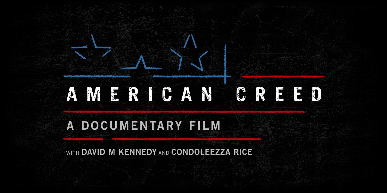 American Creed Logo Lockup