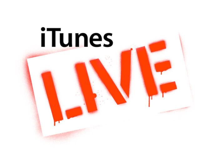 iTunes Live Logo