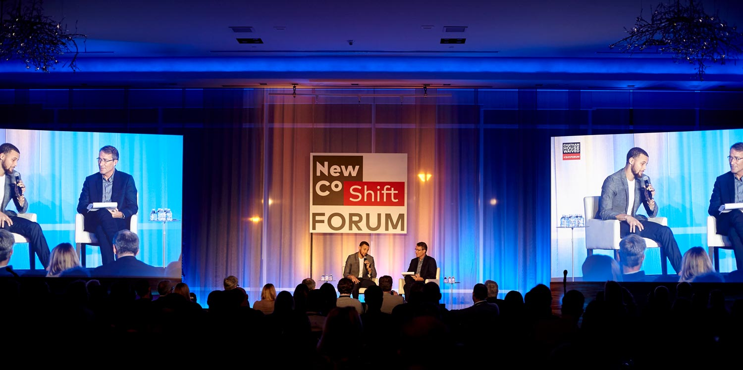 NewCo Shift Forum Stage
