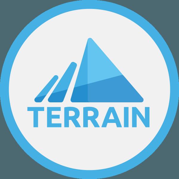 Terrain Logo Circle