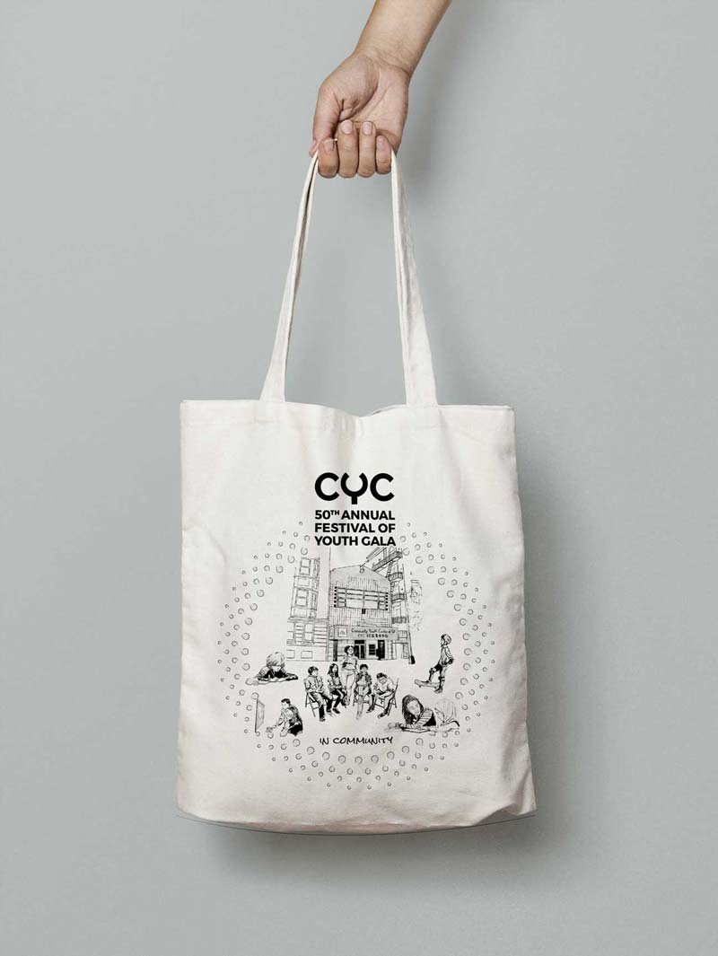 CYC Canvas Tote Bag