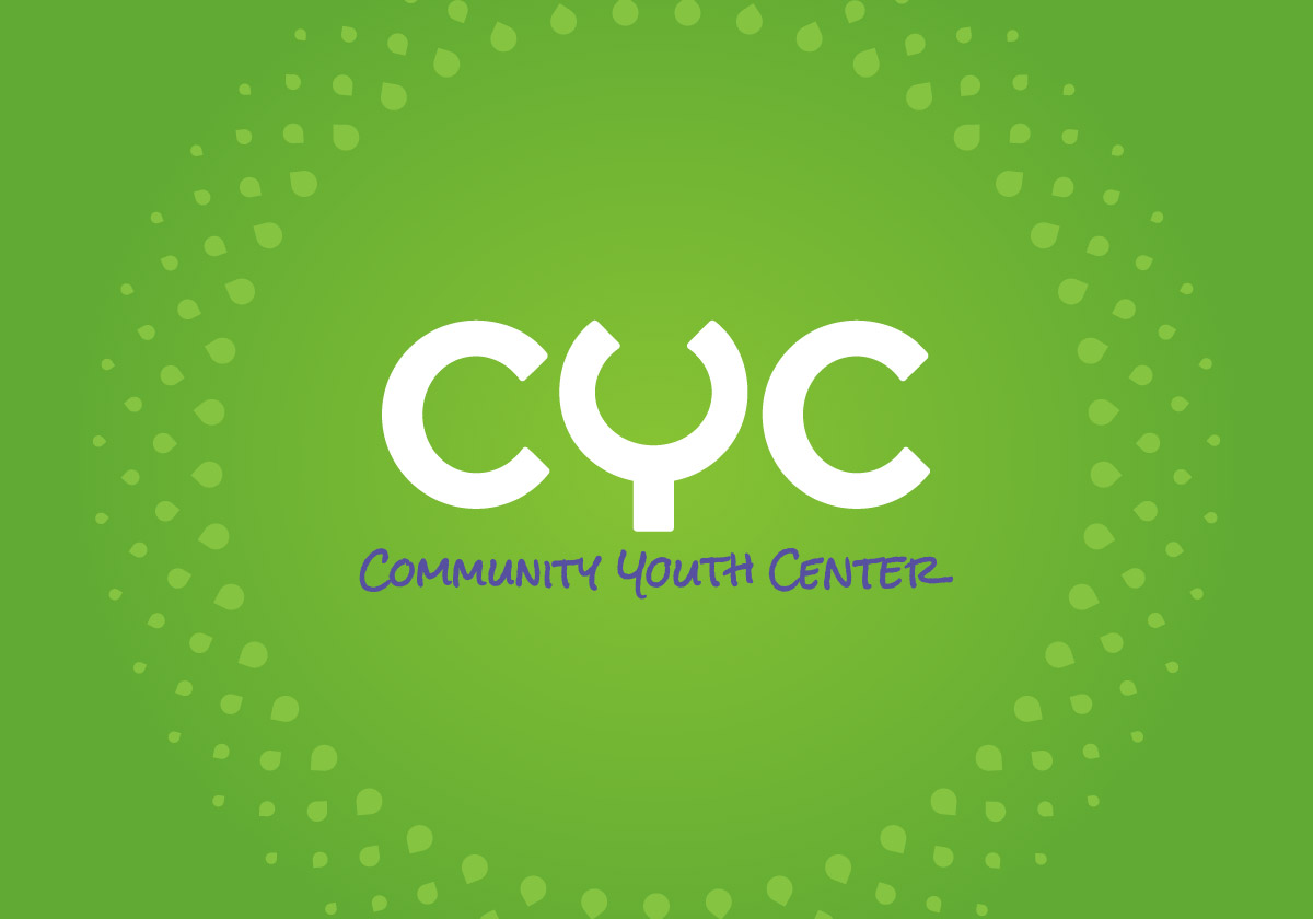CYC logo on green background