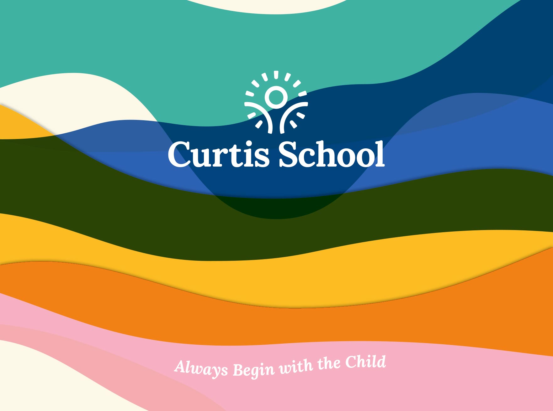Curtis School Admissions Viewbook Cover