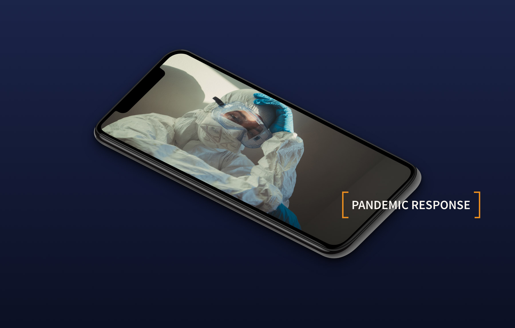 Center For Humane Technology Hero 4 - Pandemic Response