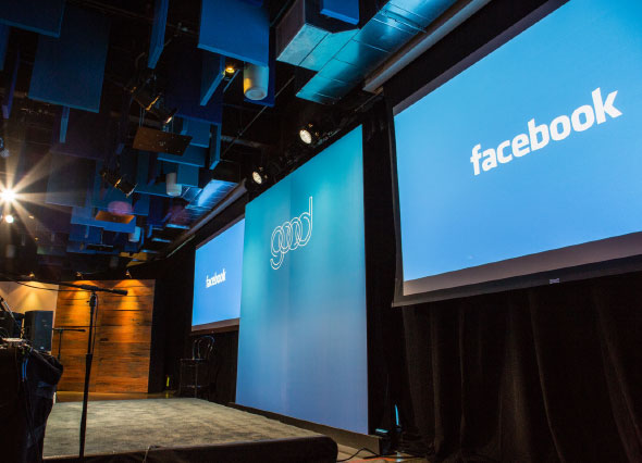 Facebook Room Stage