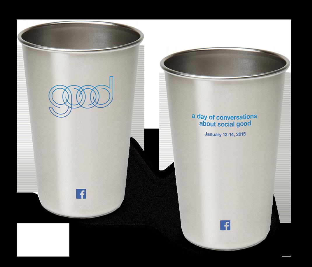 Facebook Good Reusable Cups