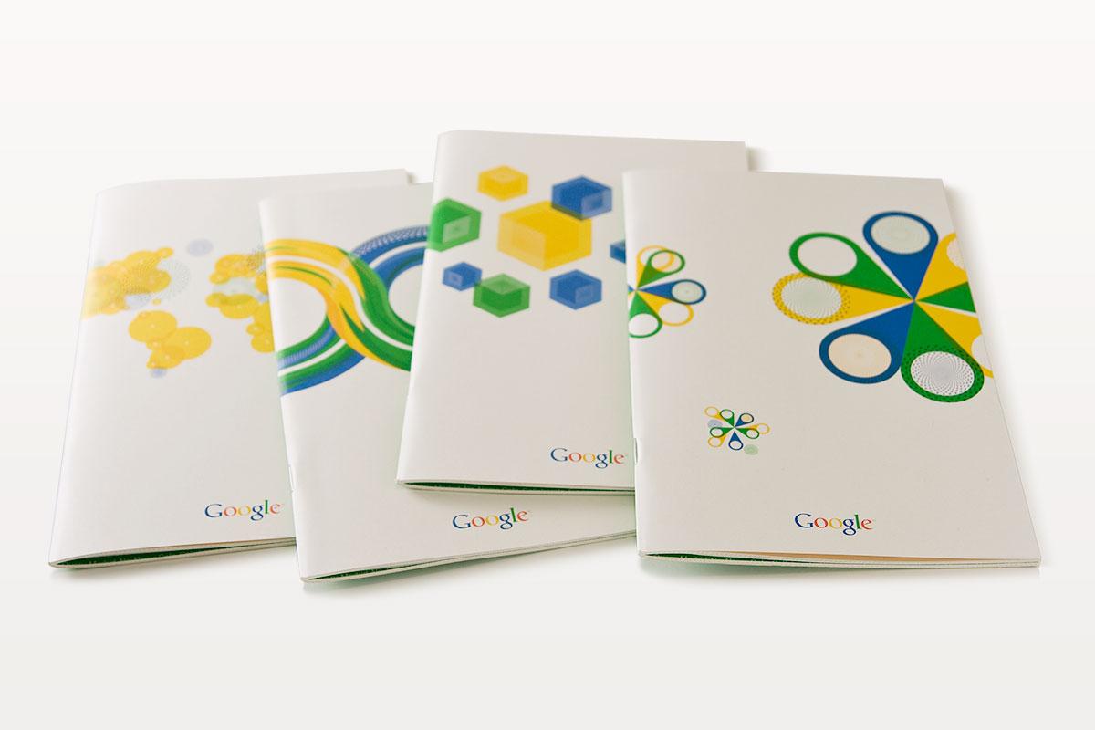 Google Booklet Exterior