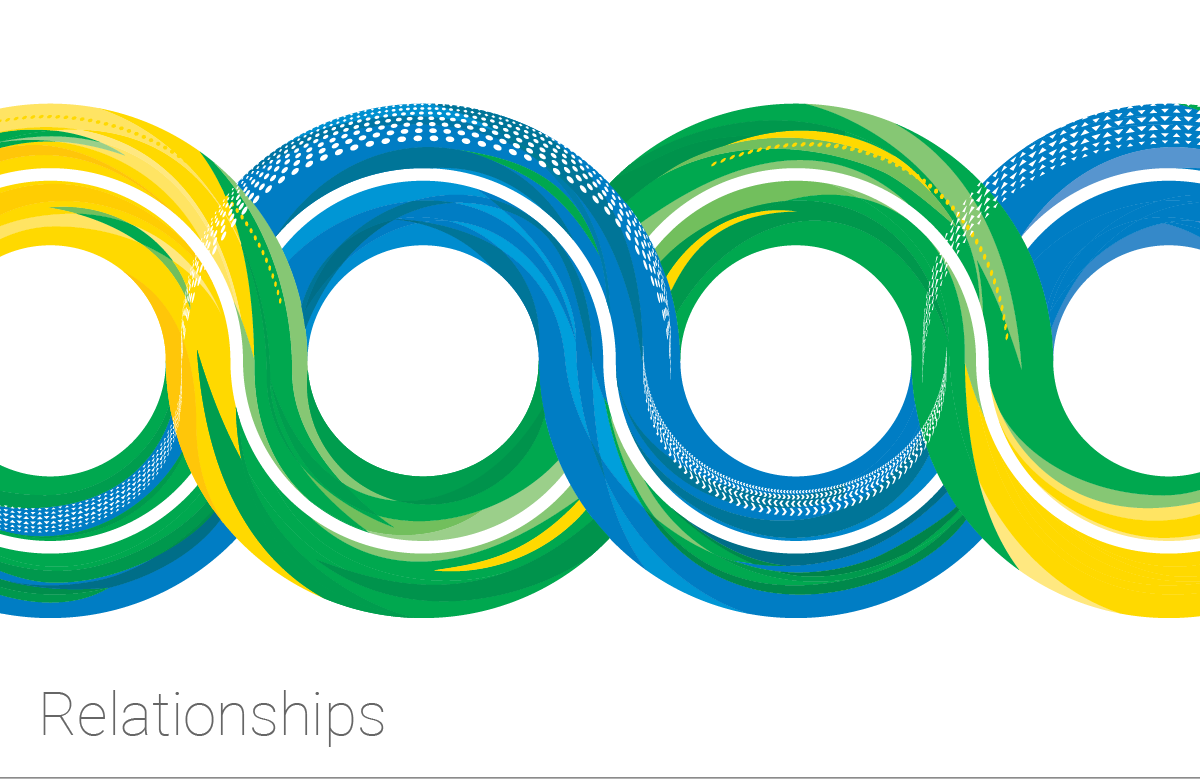 Google illustration - Relationships
