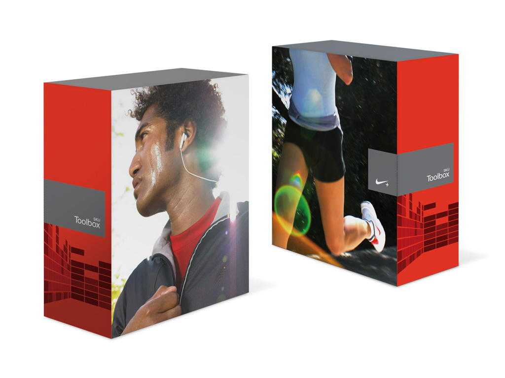 Nike Sales Kit Box
