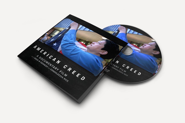 American Creed DVD Packaging