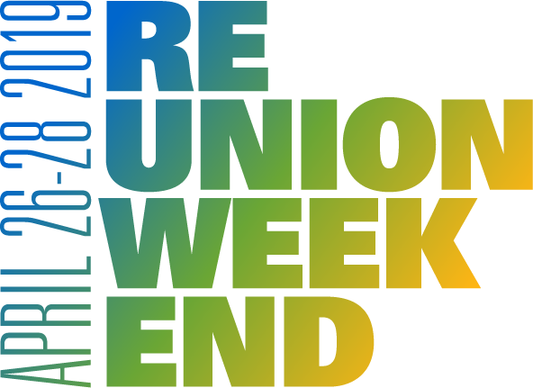 UC Berkeley Haas School of Business Reunion Weekend 2019 Logotype