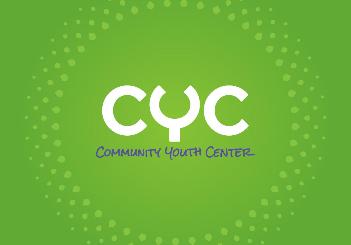 CYC logo on green background