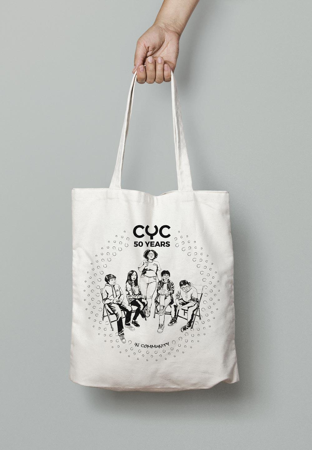 CYC Canvas Tote Bag