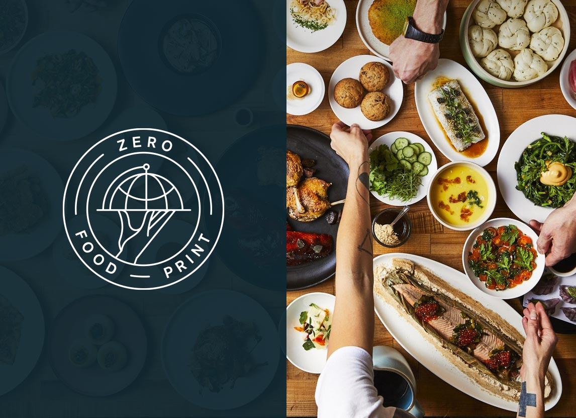 Zero Foodprint Hero Graphic