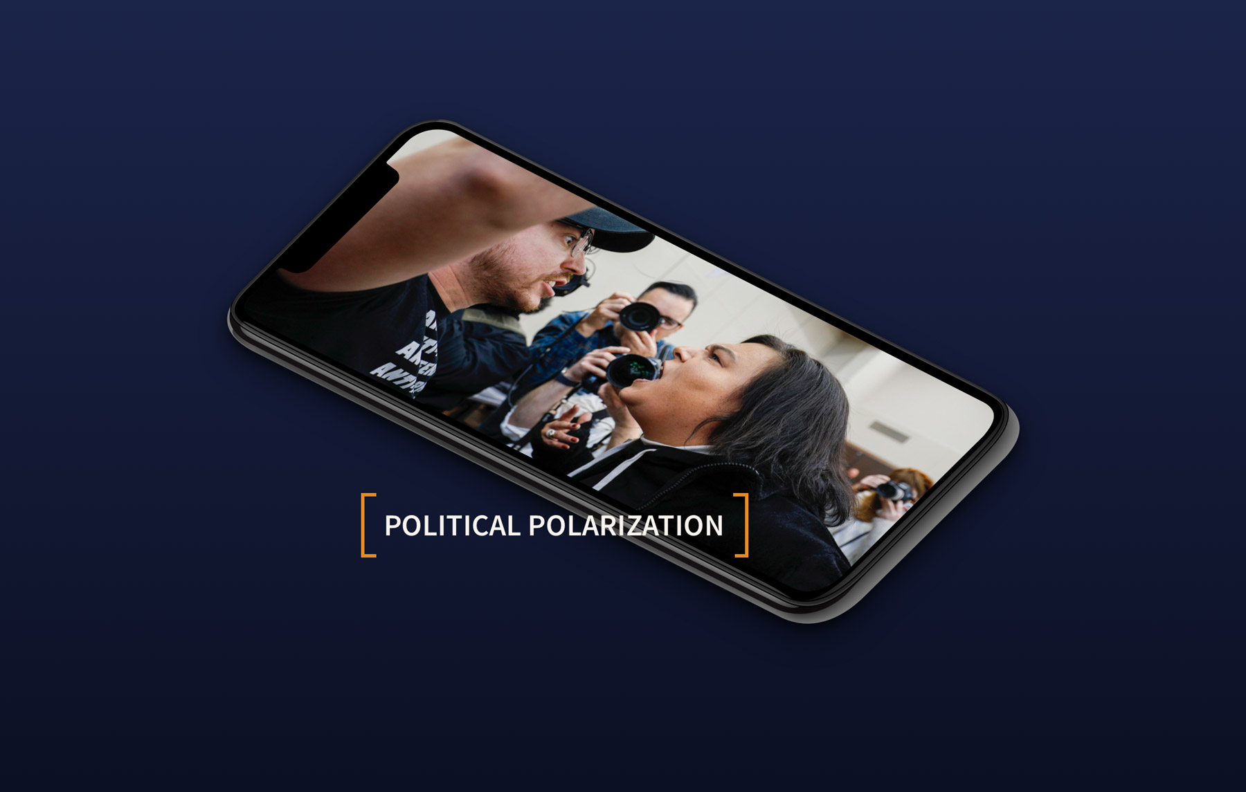 Center For Humane Technology Hero 3 - Political Polarization