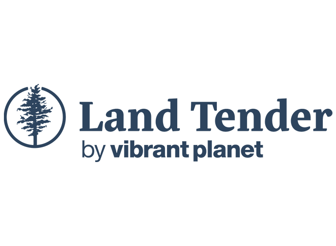 Land Tender by Vibrant Planet Logo