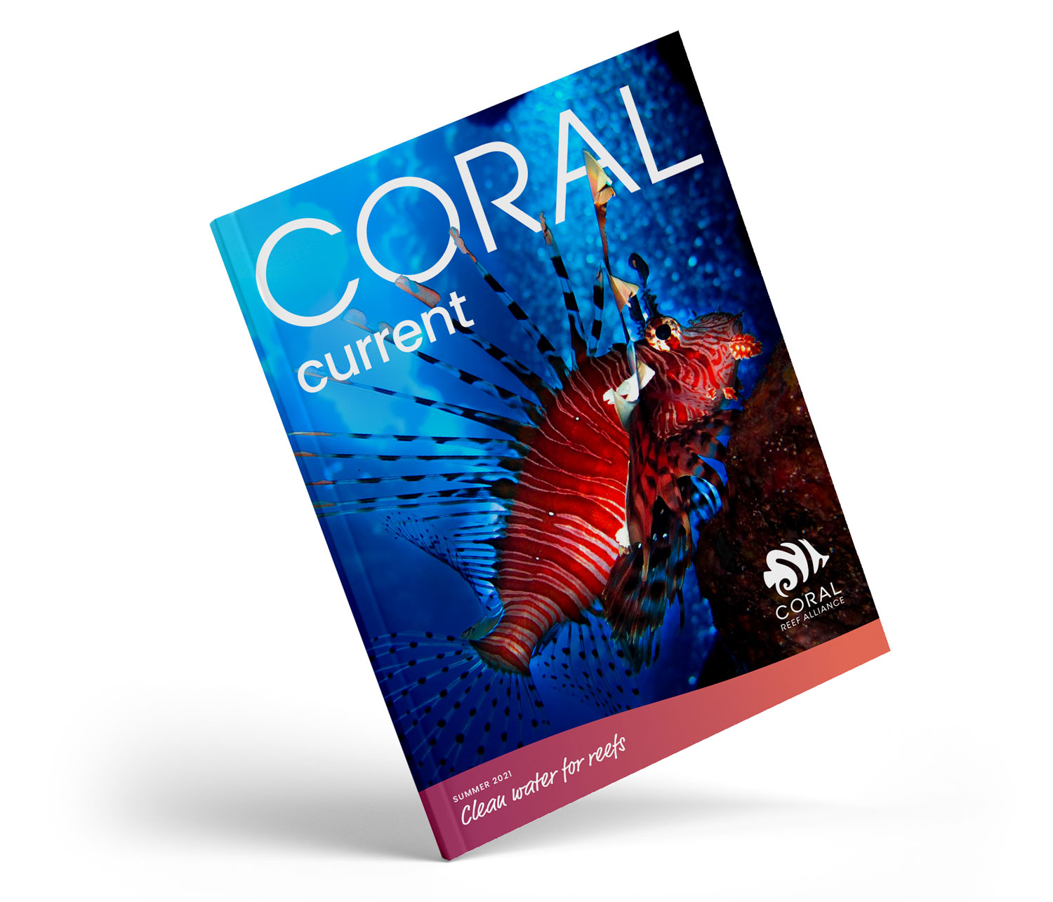 CORAL Current Magazine Cover
